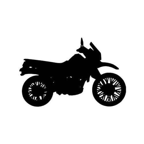 Kawasaki Klr650 Motorcycle Vinyl Sticker