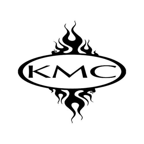 Kmc Wheels 1 Vinyl Sticker