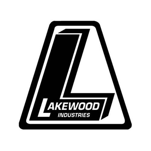 Lakewood Industries Vinyl Sticker