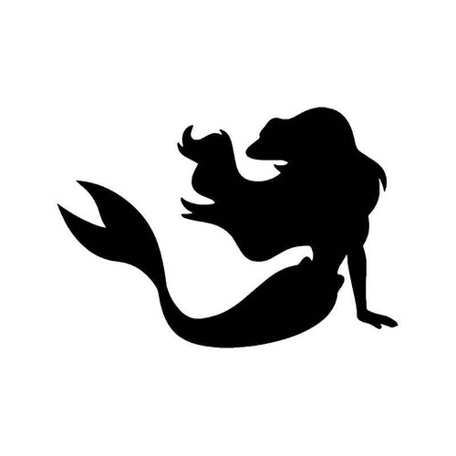 Little Mermaid Ariel Vinyl Sticker