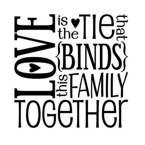 Love Is 1052 Vinyl Sticker
