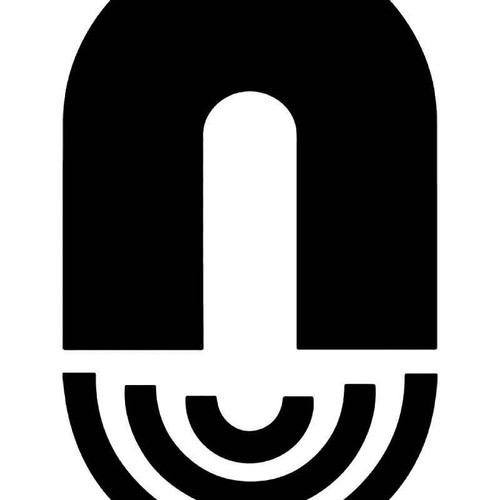 Magnetic Symbol Vinyl Sticker