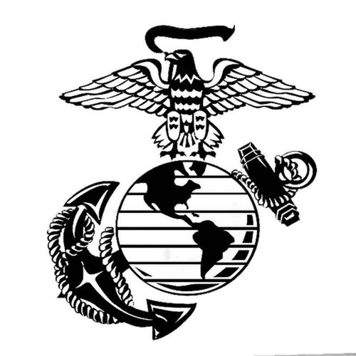 Marines 1939 Vinyl Sticker