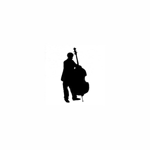 Cello Player 01 Size option will determine the size from the longest side Industry standard high performance calendared vinyl film Cut from Oracle 651 2.5 mil Outdoor durability is 7 years Glossy surface finish