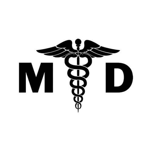 Medical Sign Doctor 1 Vinyl Decal