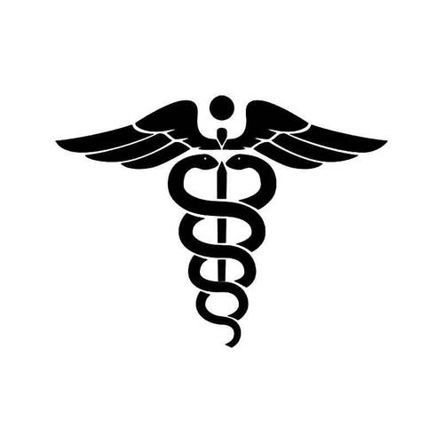Medical Sign Doctor 2 Vinyl Sticker