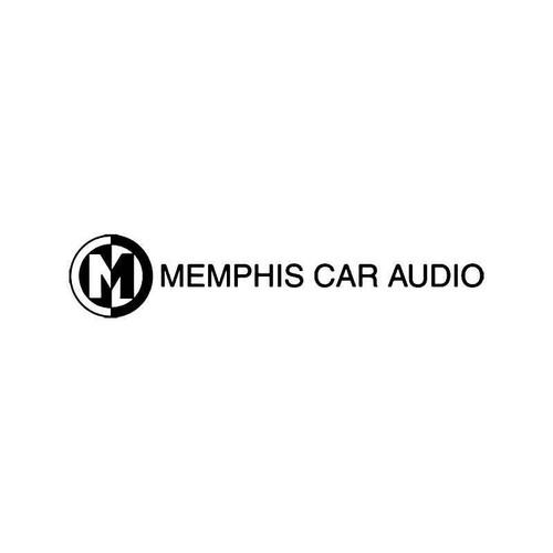 Memphis Audio Logo