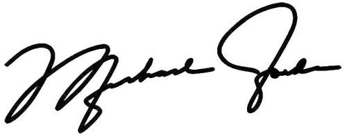 Michael Jordan Signature