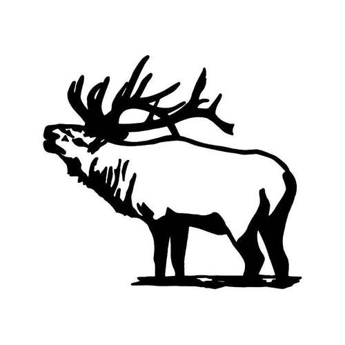 Moose 2 Vinyl Sticker