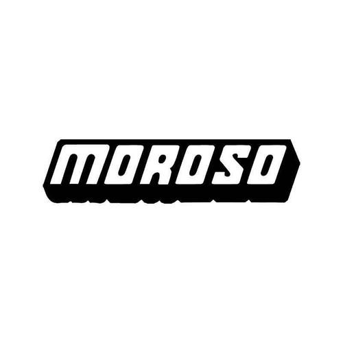Moroso Vinyl Sticker