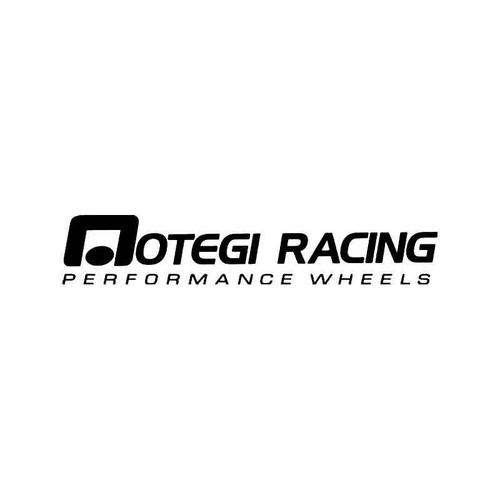 Motegi Racing 2 Vinyl Sticker