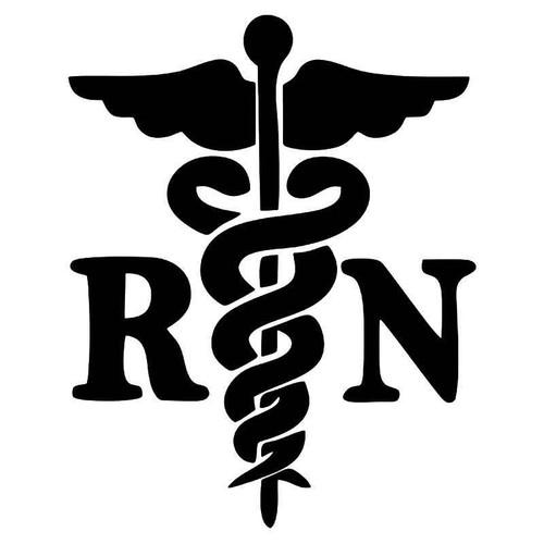 Nurse Vinyl Sticker