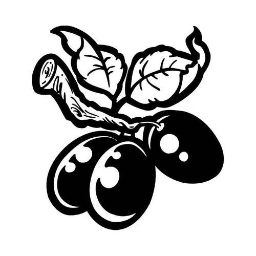 Olives Vinyl Sticker