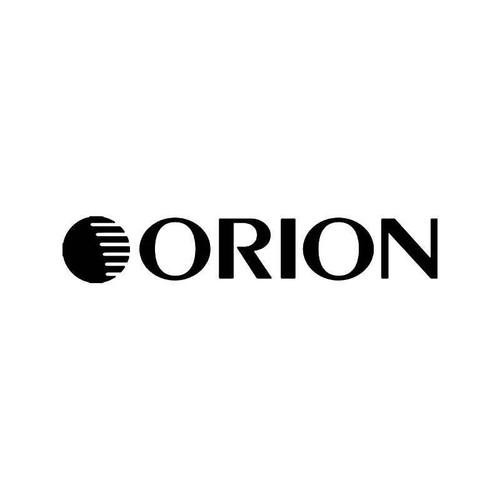 Orion Vinyl Sticker