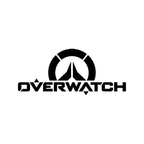 Overwatch Gaming Vinyl Sticker