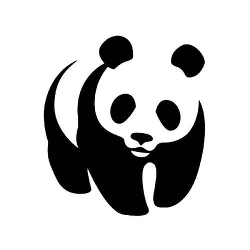 Panda Bear 1 Vinyl Sticker