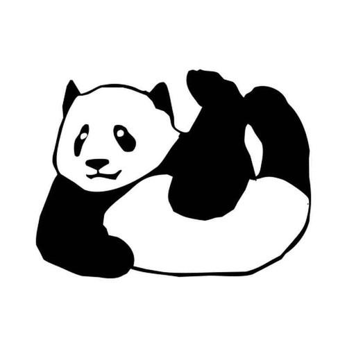 Panda 1179 Vinyl Sticker