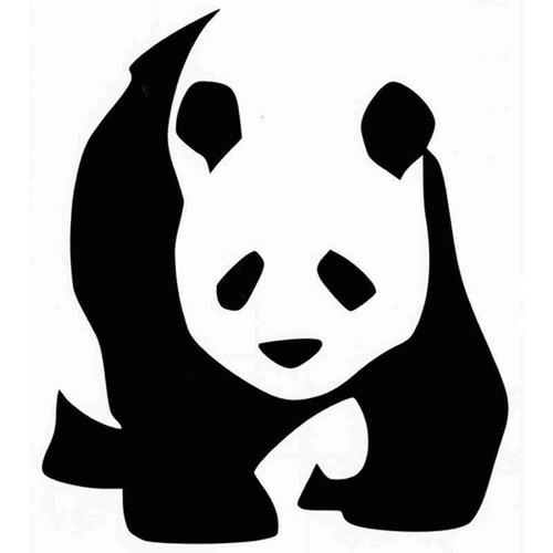 Panda 567 Vinyl Sticker