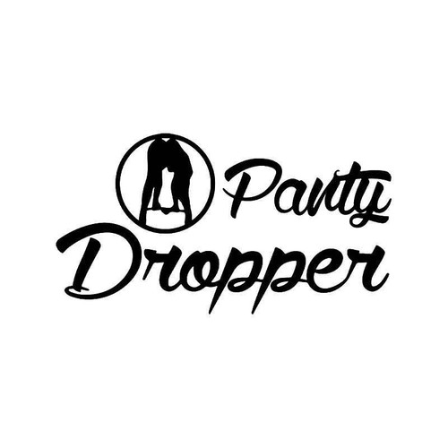 Panty Dropper Jdm Japanese Vinyl Sticker