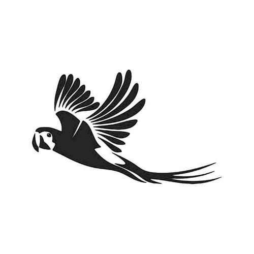 Parrot Parakeet Bird Pet 1 Vinyl Sticker
