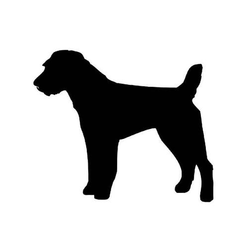 Parson Russell Terrier Dog Vinyl Sticker