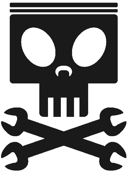 Skull Cross Wrenches