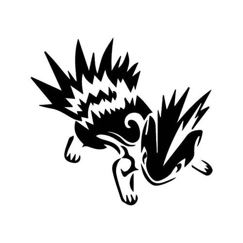 Pokemon Quilava Gaming Vinyl Sticker