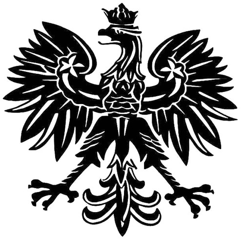Polish Eagle Emblem