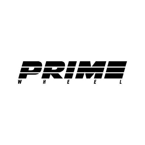 Prime Vinyl Sticker