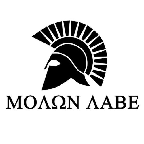 840 Molan Labe Vinyl Sticker