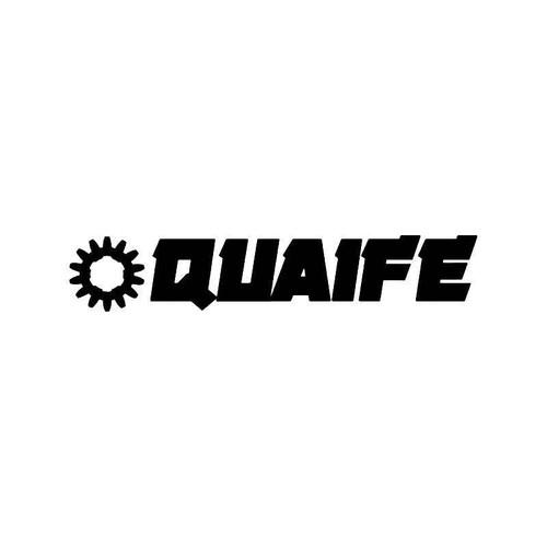 Quaife Vinyl Sticker
