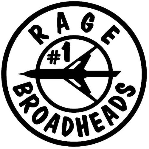 Rage Broadheads Style 2