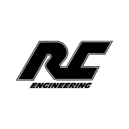 Rc Engineering Vinyl Sticker