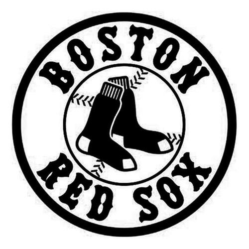 Redsox Logo 122 Vinyl Sticker