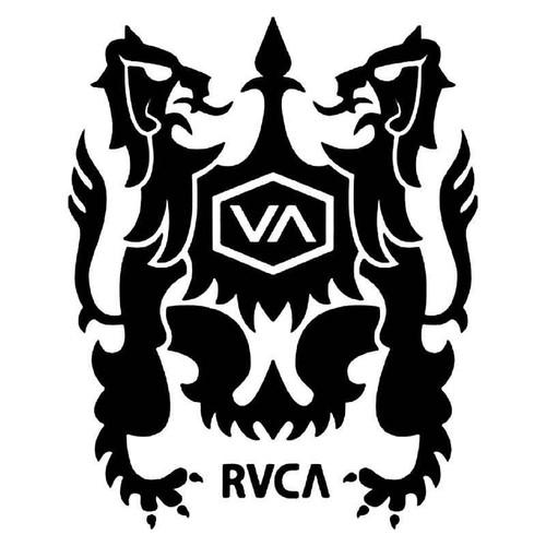 RVCA Crest Logo