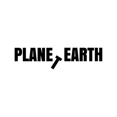 Save Planet Eh Vinyl Sticker