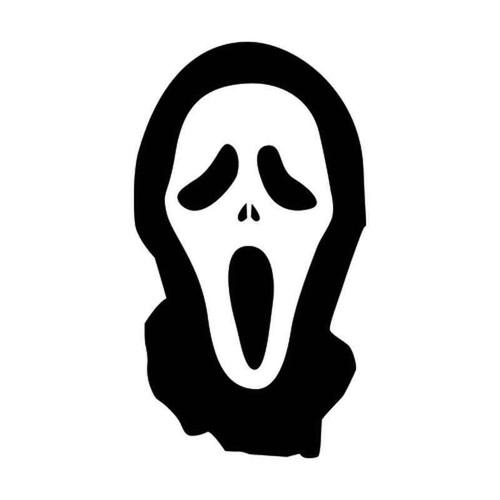Scream 1347 Vinyl Sticker