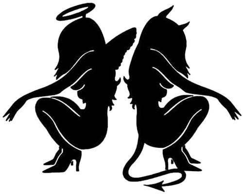 Sexy Angel Devil Girls