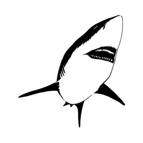 Shark Fish 1 Vinyl Sticker