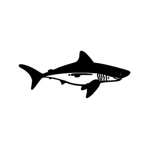 Shark Fish 5 Vinyl Sticker