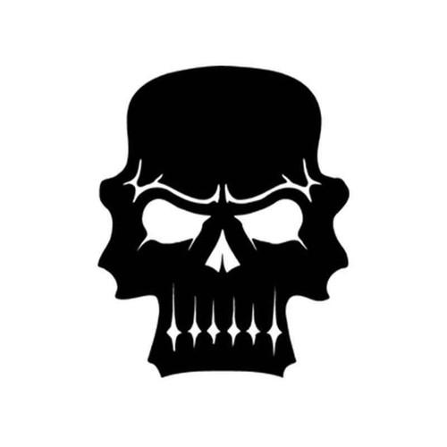 Skull 527 Vinyl Sticker
