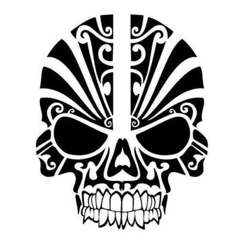 Skull 986 Vinyl Sticker