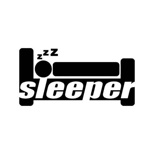 Sleeper Jdm Japanese Vinyl Sticker