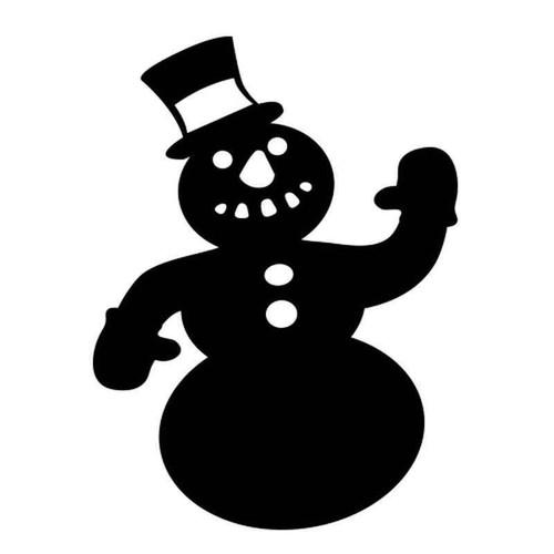 Snowman 959 Vinyl Sticker