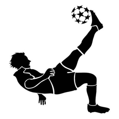 Soccer 792 Vinyl Sticker