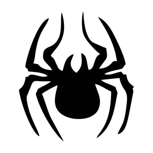 Spider Man Emblem Logo 1 Vinyl Sticker
