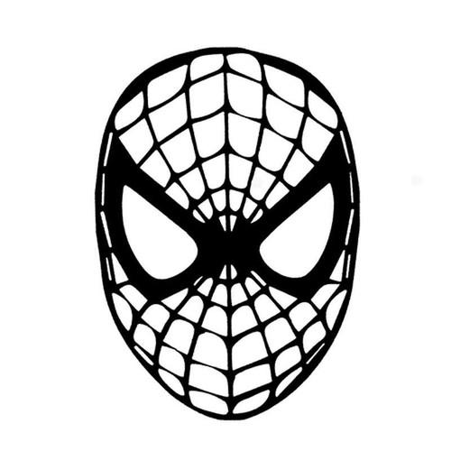 Spiderman 365 Vinyl Sticker