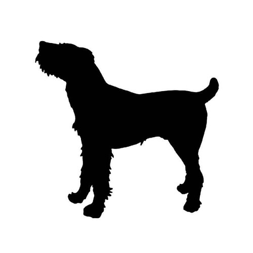Spinone Italiano Dog Vinyl Sticker