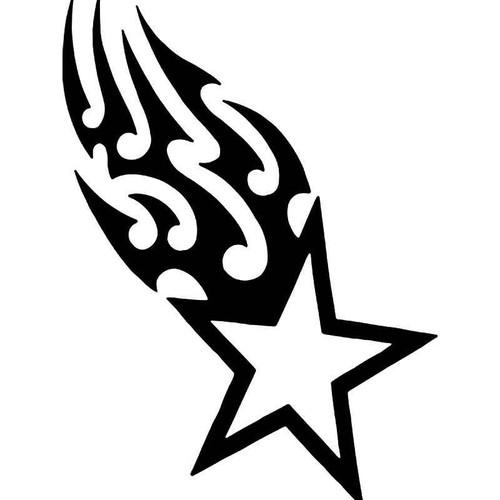 Star 2 Vinyl Sticker