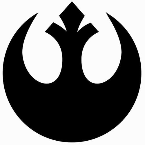 Star Wars Rebel Alliance 337 Vinyl Sticker